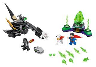 LEGO 76096 - LEGO Super Heroes - Superman™ és Krypto™ szövetsége