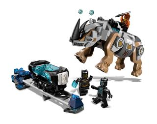 LEGO 76099 - LEGO Super Heroes - Orrszarvú támadás a bányánál