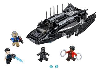 LEGO 76100 - LEGO Super Heroes - Royal Talon Fighter Attack