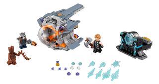 LEGO 76102 - LEGO Super Heroes - Thor fegyvert keres