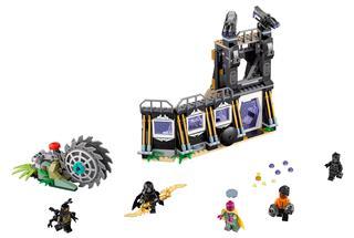LEGO 76103 - LEGO Super Heroes - Corvus Glaive támadása