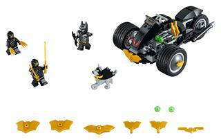 LEGO 76110 - LEGO Super Heroes - A karmok támadása