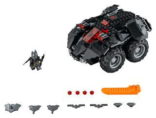 LEGO 76112 - LEGO Super Heroes - Applikációval irányítható Batmobil