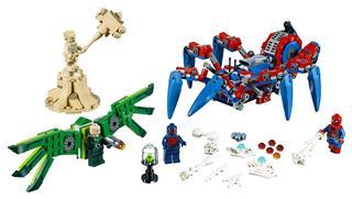 LEGO 76114 - LEGO Super Heroes - Pókember pók terepjárója