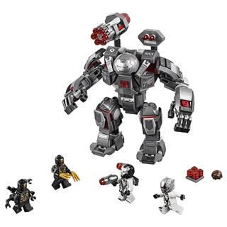 LEGO 76124 - LEGO Super Heroes - Hadigép romboló