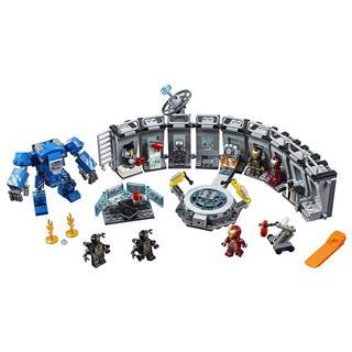 LEGO 76125 - LEGO Super Heroes - Vasember páncélcsarnoka