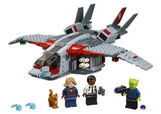 LEGO 76127 - LEGO Super Heroes - Marvel kapitány és Skrull támadás