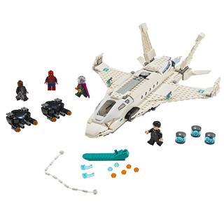 LEGO 76130 - LEGO Super Heroes - A Stark Jet és a dróntámadás