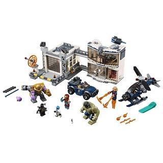 LEGO 76131 - LEGO Super Heroes - Bosszúállók csatája