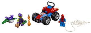 LEGO 76133 - LEGO Super Heroes - Pókember autós üldözése