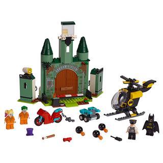 LEGO 76138 - LEGO Super Heroes - Batman és Joker szökése