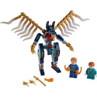 LEGO 76145 - LEGO Super Heroes - Az Örökkévalók légi támadása