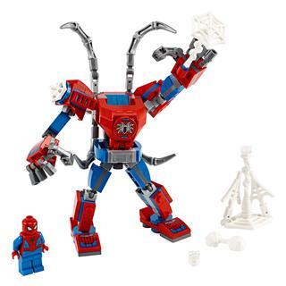 LEGO 76146 - LEGO Super Heroes - Pókember robot