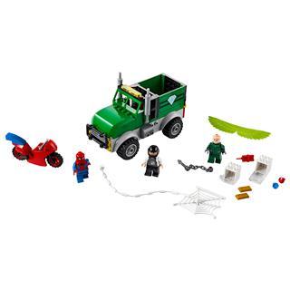 LEGO 76147 - LEGO Super Heroes - Keselyű teherautó rablás