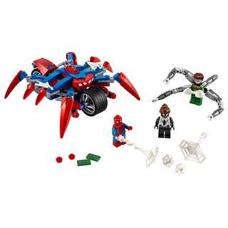 LEGO 76148 - LEGO Super Heroes - Pókember  Doc Ock ellen