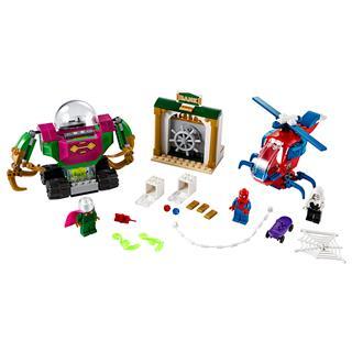 LEGO 76149 - LEGO Super Heroes - Mysterio tombolása