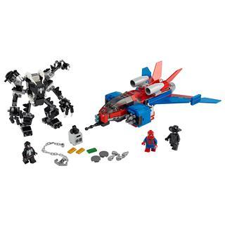 LEGO 76150 - LEGO Super Heroes - Spiderjet Venom robotja ellen