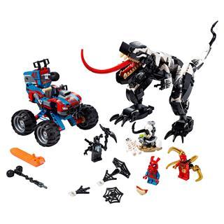 LEGO 76151 - LEGO Super Heroes - Venomosaurus támadás
