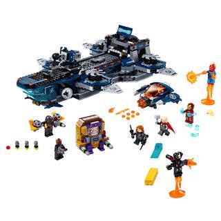LEGO 76153 - LEGO Super Heroes - Bosszúállók Helicarrier