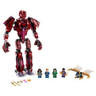 LEGO 76155 - LEGO Super Heroes - Marvel Az Örökkévalók Arishem ár...