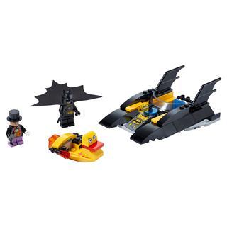 LEGO 76158 - LEGO Super Heroes - Pingvinüldözés a Batboattal!