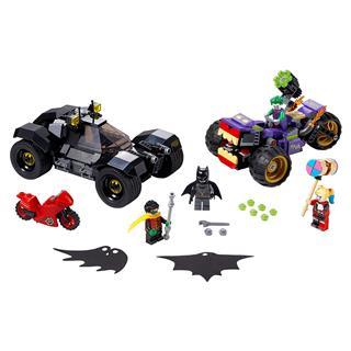 LEGO 76159 - LEGO Super Heroes - Joker üldözése háromkerekűn