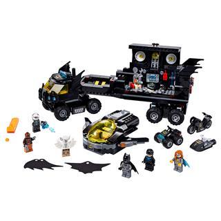 LEGO 76160 - LEGO Super Heroes - Mobil denevérbázis