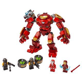 LEGO 76164 - LEGO Super Heroes - Vasember Hulkbuster az A.I.M Ügy...