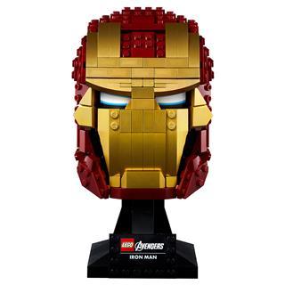 LEGO 76165 - LEGO Super Heroes - Vasember sisak