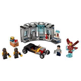 LEGO 76167 - LEGO Super Heroes - Vasember fegyvertára
