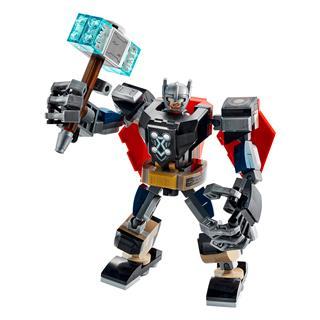 LEGO 76169 - LEGO Super Heroes - Thor páncélozott robotja