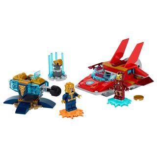 LEGO 76170 - LEGO Super Heroes - Vasember vs. Thanos