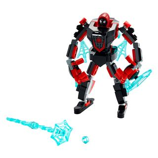 LEGO 76171 - LEGO Super Heroes - Miles Morales páncélozott robotja