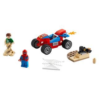LEGO 76172 - LEGO Super Heroes - Pókember és Sandman leszámolása