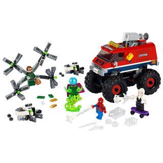 LEGO 76174 - LEGO Super Heroes - Pókember monster truckja vs. Mys...
