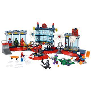 LEGO 76175 - LEGO Super Heroes - Támadás a pókbarlang ellen