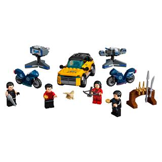 LEGO 76176 - LEGO Super Heroes - Escape from The Ten Rings