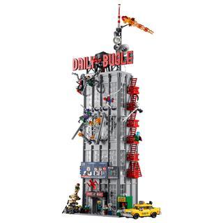LEGO 76178 - LEGO Super Heroes - Hírharsona