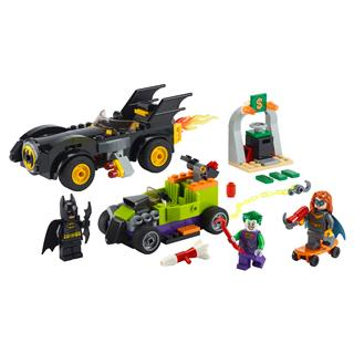LEGO 76180 - LEGO Super Heroes - Batman™ vs. Joker™: Batmobile™ h...