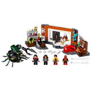 LEGO 76185 - LEGO Super Heroes - Pókember a Sanctum műhelynél