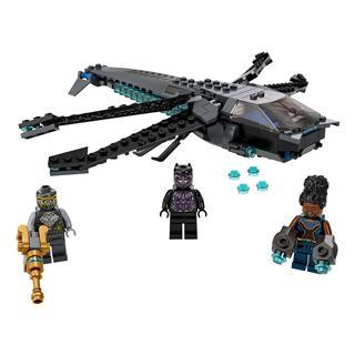 LEGO 76186 - LEGO Super Heroes - Fekete Párduc Dragon Flyer