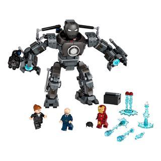 LEGO 76190 - LEGO Super Heroes - Vasember: Vasmángorló küzdelme
