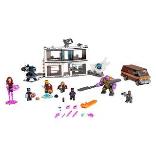 LEGO 76192 - LEGO Super Heroes - Bosszúállók: Végjáték a döntő csata