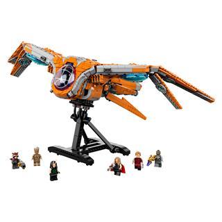 LEGO 76193 - LEGO Super Heroes - Az Őrzők hajója