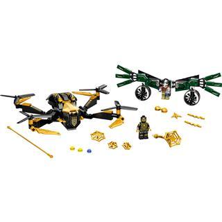 LEGO 76195 - LEGO Super Heroes - Pókember drónpárbaja