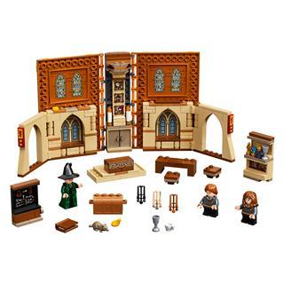 LEGO 76382 - LEGO Harry Potter - Roxfort™ pillanatai: Átváltozást...