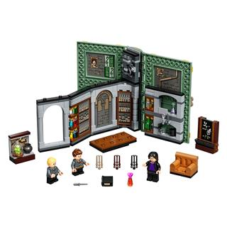 LEGO 76383 - LEGO Harry Potter - Roxfort™ pillanatai: Bájitaltan óra