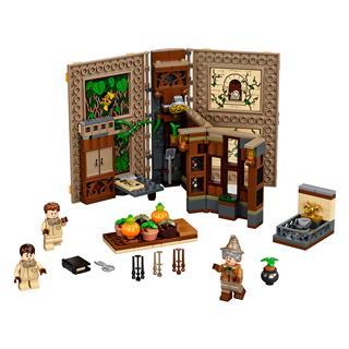 LEGO 76384 - LEGO Harry Potter - Roxfort™ pillanatai: Gyógynövény...