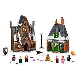 LEGO 76388 - LEGO Harry Potter - Látogatás Roxmorts™ faluban
