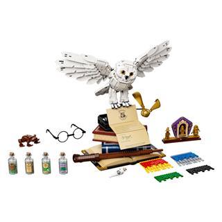LEGO 76391 - LEGO Harry Potter - Roxfort™ ikonok - Gyűjtői kiadás
